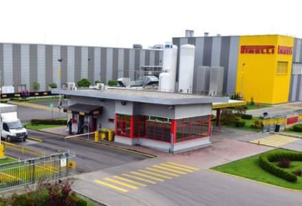 Pirelli suspendă activitatea fabricii de anvelope din Slatina