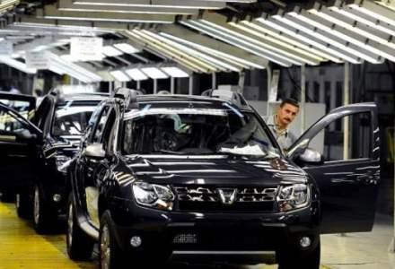 Dacia închide temporar uzina de la Mioveni până pe 5 aprilie. Angajații vor fi plătiți cu 75% din salariu