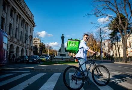 Coronavirus | Uber Eats renunță la taxa de livrare pentru toți utilizatorii din România până pe 22 martie