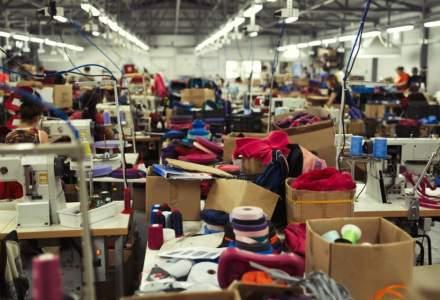 Coronavirus | Fabricile de textile: 30% din capacitatea de export este închisă, restul fabricilor lucrează la 20% capacitate