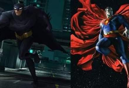 Batman si Superman vor aparea pentru prima data impreuna intr-un film