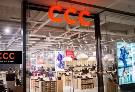 Retailerul de încălțăminte CCC lansează magazin online pe piața locală