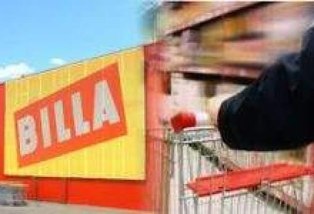 Billa va inaugura al 32-lea supermarket din tara