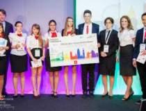 7 elevi antreprenori au urcat...