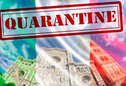 Italia a întrecut China la numărul de DECESE