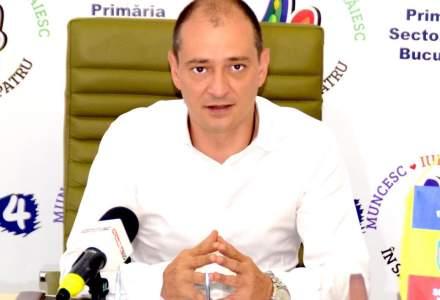 Coronavirus | Primarul Sectorului 4, Daniel Băluţă: Începem dezinfecţia a peste 250 de hectare; scările de bloc, locurile de joacă, străzile vor fi dezinfectate
