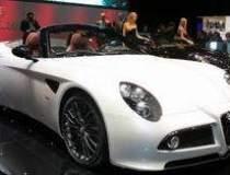 Alfa Romeo 8C Spider va fi...