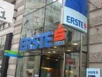 Profitul Erste Bank a urcat...