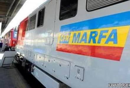 Guvernul a aprobat contractul de privatizare a companiei CFR Marfa