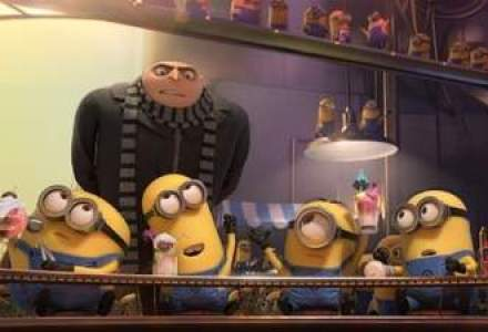 """Filmul de animatie """"Sunt un mic ticalos 2"""", interzis in cinematografele din China"""
