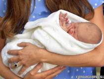Numele bebelusului regal...
