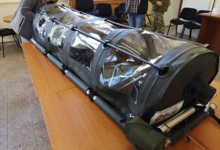 FOTO Armata a realizat și omologat un nou tip de izoletă de concepție 100% românească și care va fi produsă în țară
