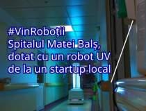 Coronavirus | Un robot...