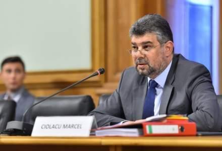 """Marcel Ciolacu, despre măsurile anunțate de ministrul de Interne: """"Aș fi fost mai drastic"""""""