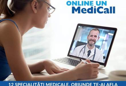Medicover România susține distanțarea socială și lansează MediCall - prima platformă video pentru sfaturi medicale online