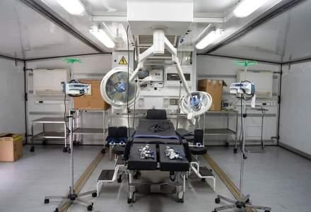 FOTO Coronavirus | Spitalul ROL2 va fi operaționalizat în scurt timp. Două aeronave militare vor aduce materiale sanitare din Turcia și Germania