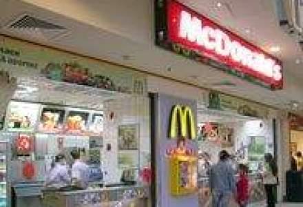 Afacerile McDonald's Romania, crestere de 30% la noua luni