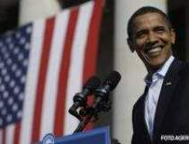 Wall Street pariaza pe Obama