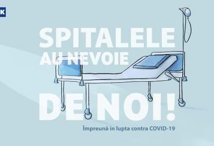 JYSK creează un fond de urgenta de 150.000 de lei pentru spitalele care îngrijesc bolnavii de COVID-19 și au nevoie de plăpumi, perne sau lenjerii de pat