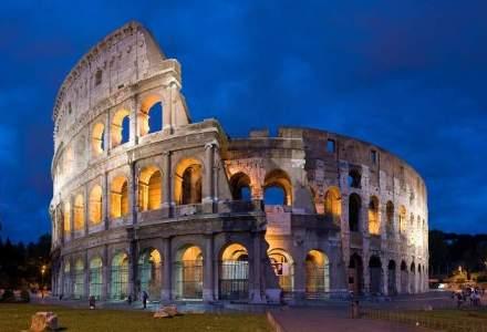 Primarul Romei ia masuri pentru protejarea Colosseumului: strazile din jurul acestuia au devenit zone pietonale