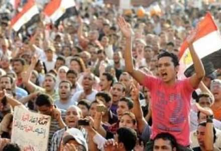 Diplomati din SUA si UE au avut intrevederi cu oficiali egipteni si cu sustinatori ai lui Morsi