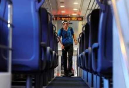 Evaziunea se plimba cu trenul: controale in vagoanele restaurant