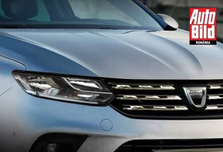 Cum ar putea arăta noua Dacia Sandero