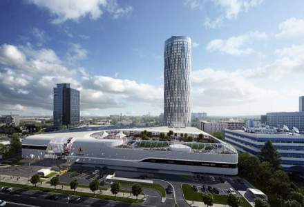 Un nou mall in Capitala, inaugurat in octombrie. Ce chiriasi are?