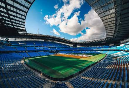 Manchester City îşi pune stadionul la dispoziţia serviciilor medicale în timpul pandemiei de COVID-19