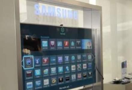 Samsung: Aproape un sfert dintre romanii de la oras ar vrea sa achizitioneze televizioare smart