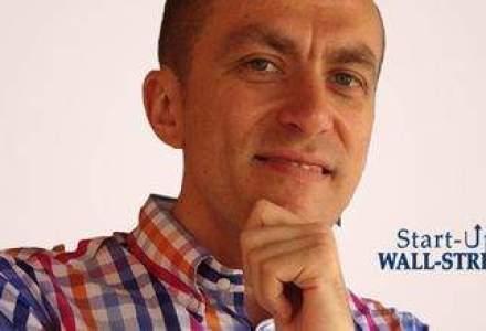 A facut un MBA in SUA si a creat o firma de inchirieri auto in Romania >> Povestea lui Marius Stefan, la Start-Up Wall-Street