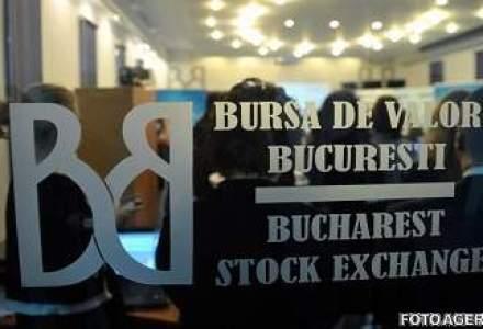 Bursa de la Bucuresti si-a injumatatit profitul la semestru