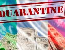 Italia rămâne în carantină...