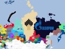 Harta corporativa a Rusiei:...