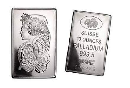 Dupa ce aurul si argintul au dezamagit, un singur metal pretios este pe plus in 2013