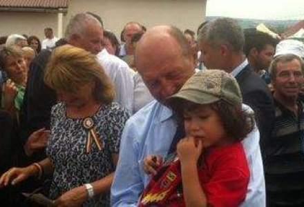 Basescu: Transilvania a costat enorm poporul roman. A fost platita cu sange, nu cu bani sau favoruri