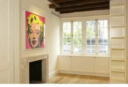 Cea mai ingusta casa din New York, vanduta pentru 3,25 mil. $ (FOTO)