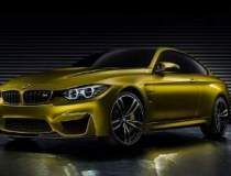 BMW a prezentat conceptul M4...