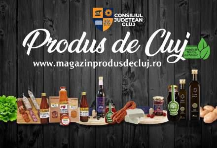 Consiliul Județean Cluj lansează o platformă pentru produse tradiționale românești