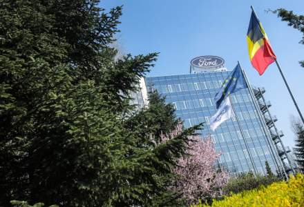 Suspendareaproducției fabricilor Fordse prelungește până cel puțin pe 4 mai, inclusiv la Craiova
