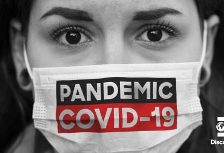"""Discovery România difuzează duminică un documentar despre coronavirus: """"PANDEMIA: COVID-19"""""""