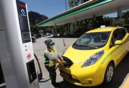 Sorin Oprescu vrea taxiuri electrice. Doar 8 tari au asa ceva pe strazi