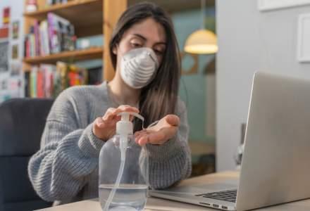 STUDIU: 56% dintre români nu pot lucra de acasă, rămânând vulnerabili infecției cu virusul