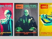 (P) Televiziunea AMC aduce pe...