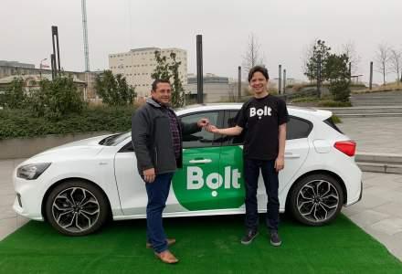 Bolt lansează serviciul Business Delivery în România