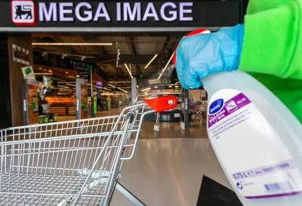 Mega Image anunță măriri de salariu pentru angajații din echipă și beneficii speciale pentru perioada COVID-19 pentru cei din magazine și din depozite