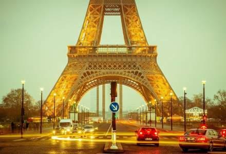 Economia franceză s-a prăbuşit în primul trimestru şi a intrat în recesiune din cauza coronavirusului