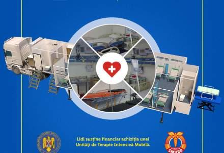 Lidl România a cumpărat primasecțiemobilăde terapie intensivă din țară, pentru pacienții infectați cu SARS-CoV-2