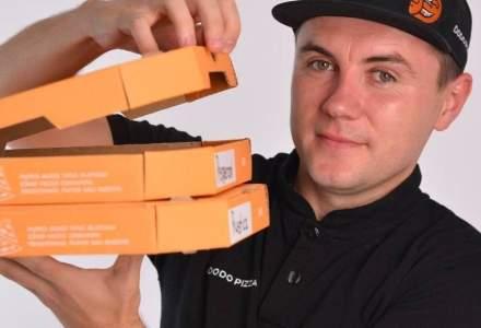 COVID-19 | Rețeaua de pizzerii Dodo Pizza livrează măști de protecție pentru clienții săi