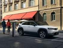 SUV-ul electric Mazda MX-30...